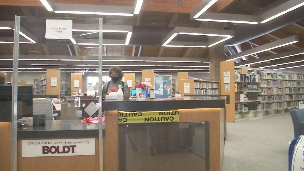 Cloquet Library