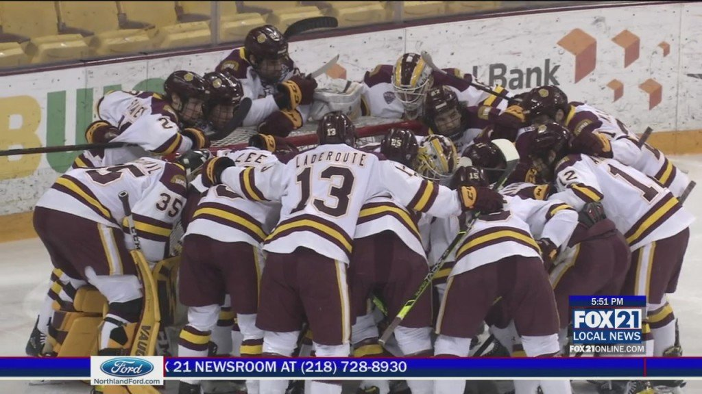 Umd Mens Hockey