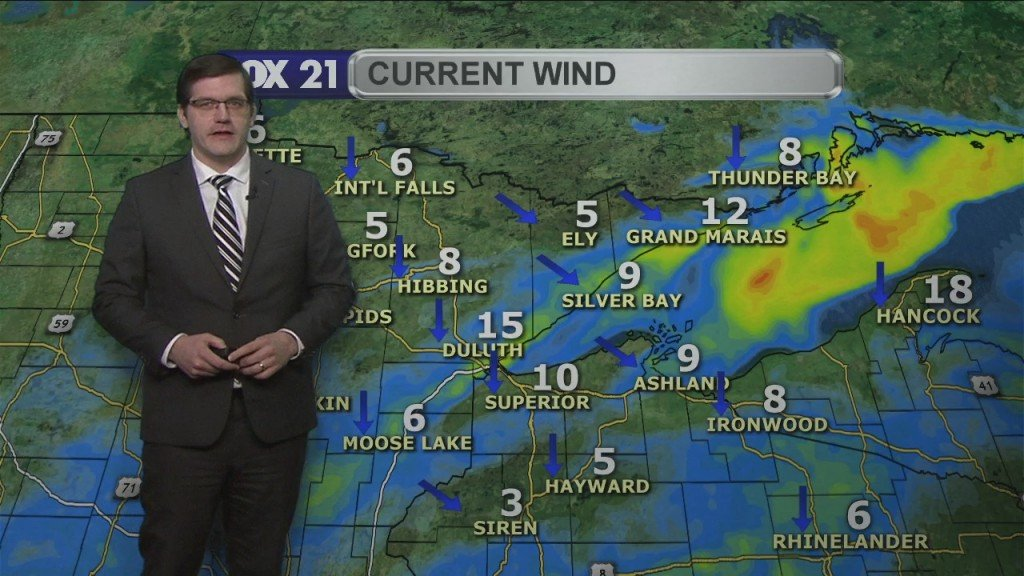 Wednesday, February 24, 2021 Morning Forecast