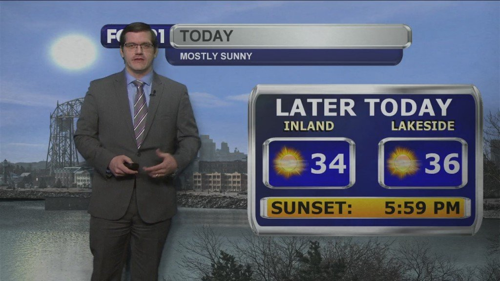 Thursday, March 4, 2021 Morning Forecast