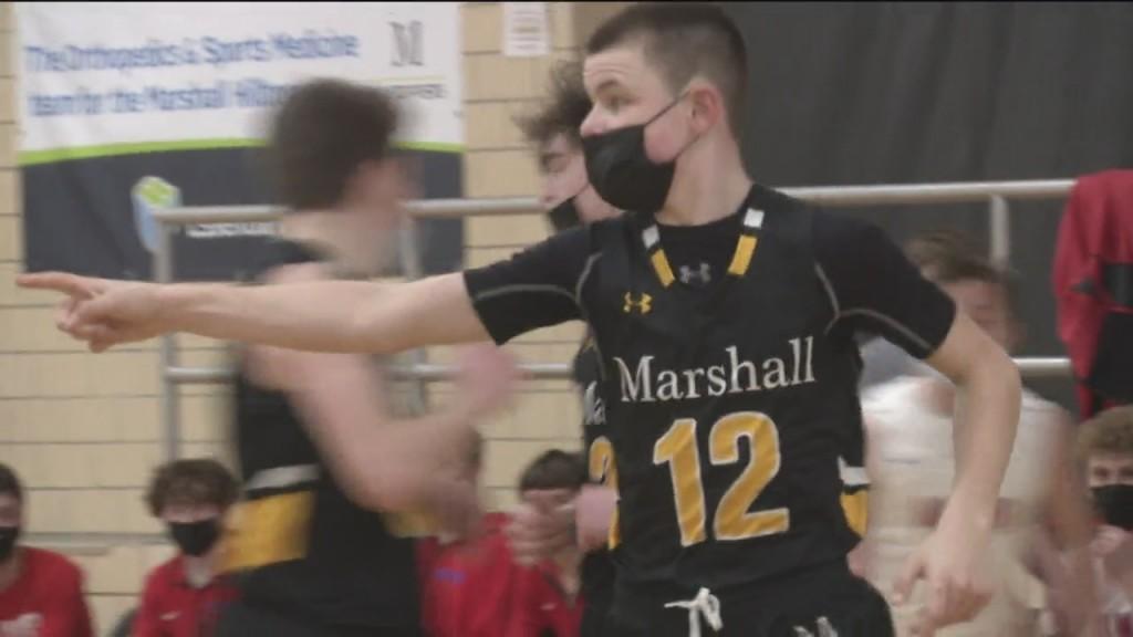 Marshall Boys Basketball