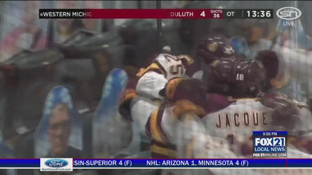 Umd Men's Hockey Reax