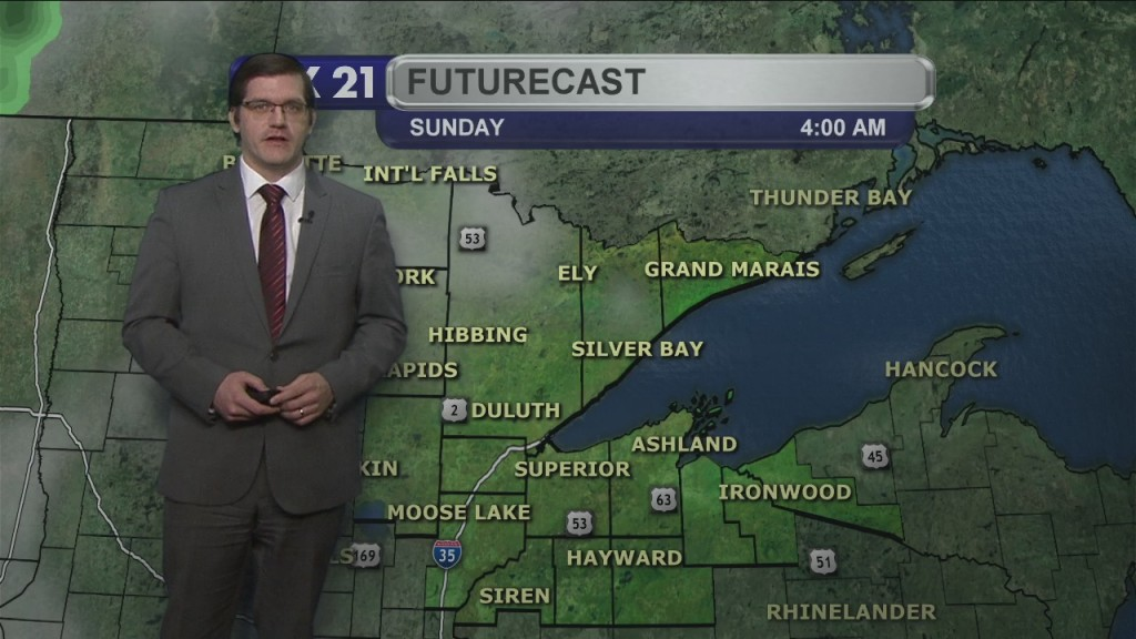 Thursday, March 18, 2021 Morning Forecast