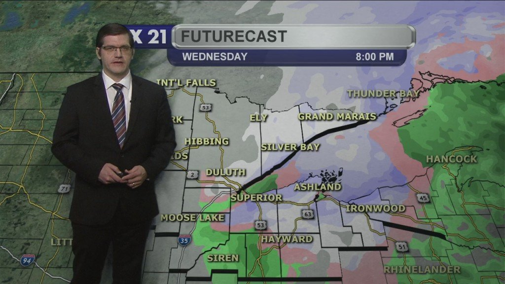 Wednesday, March 24, 2021 Morning Forecast
