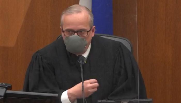 Judge Chauvin Trial