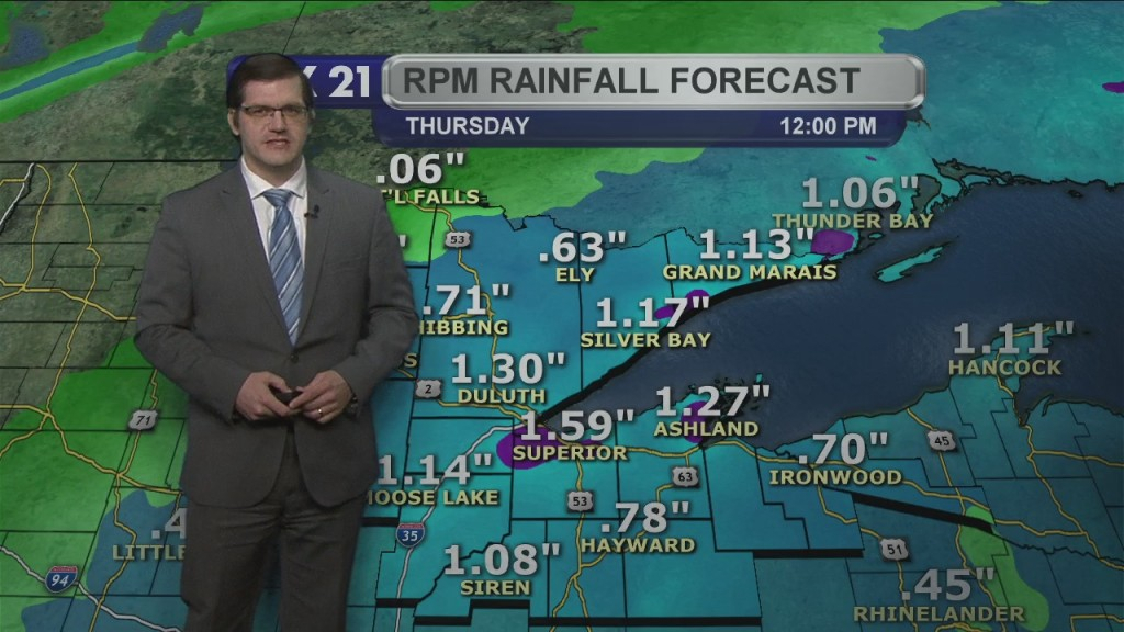 Tuesday, March 23, 2021 Morning Forecast