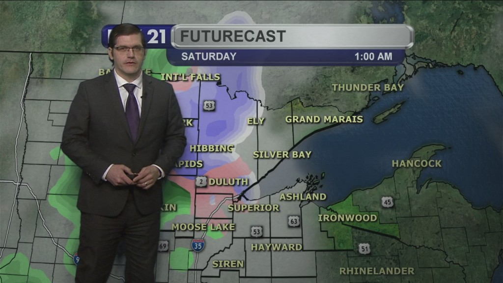 Thursday, March 25, 2021 Morning Forecast