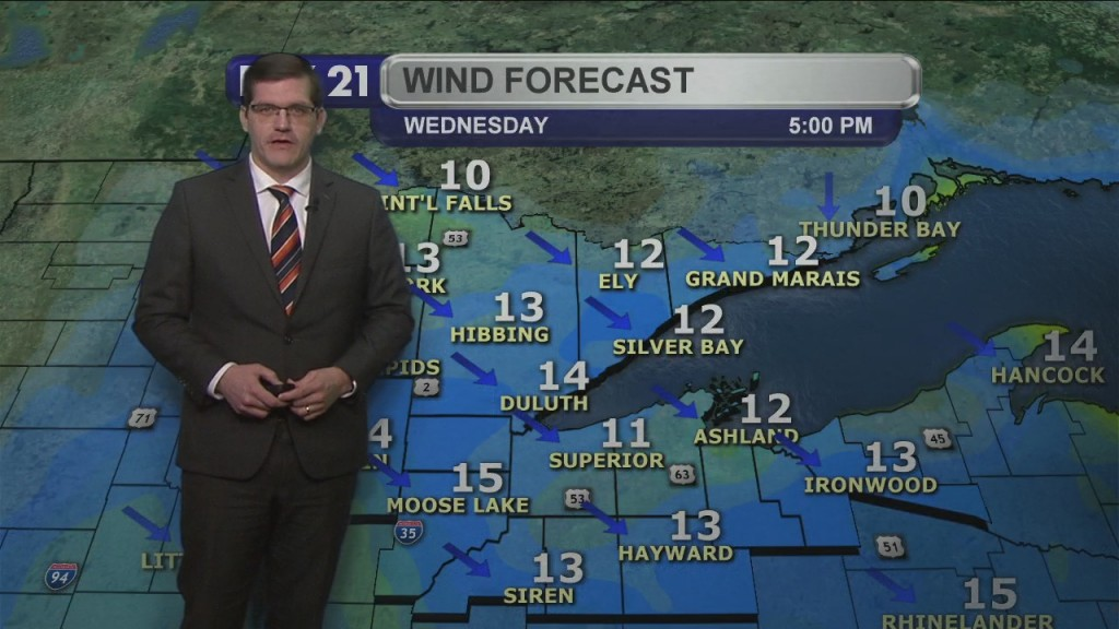 Wednesday, March 31, 2021 Morning Forecast