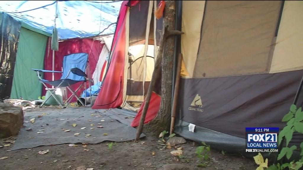 Chum Tents