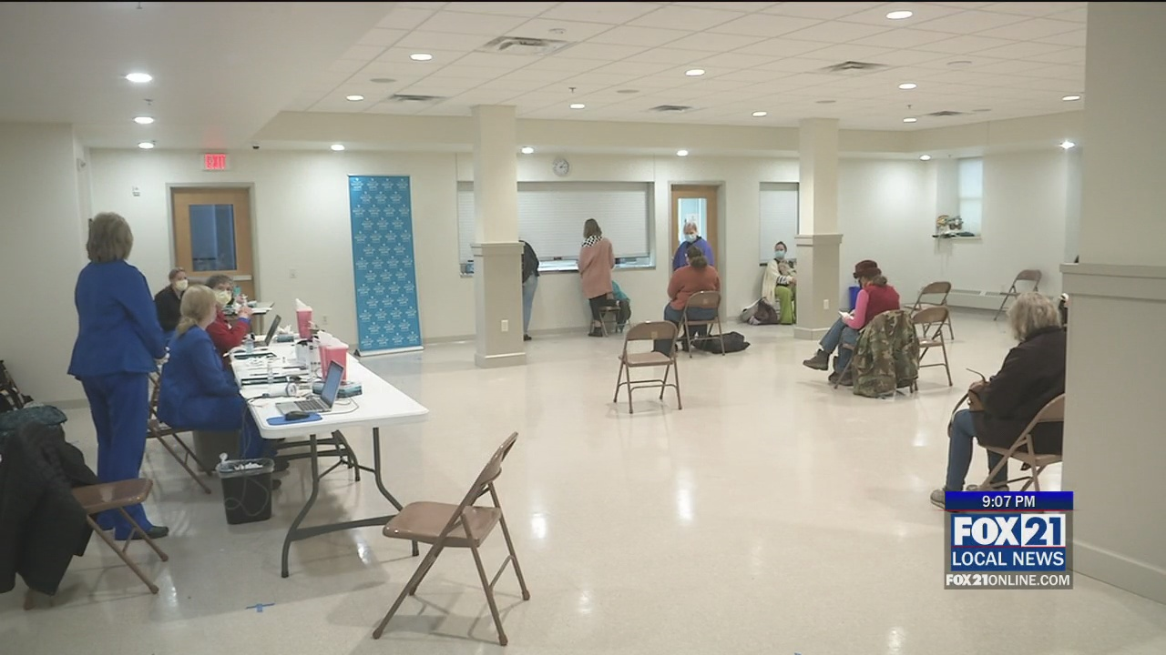 Zeitgeist Leads Vaccination Clinic in Hillside Community