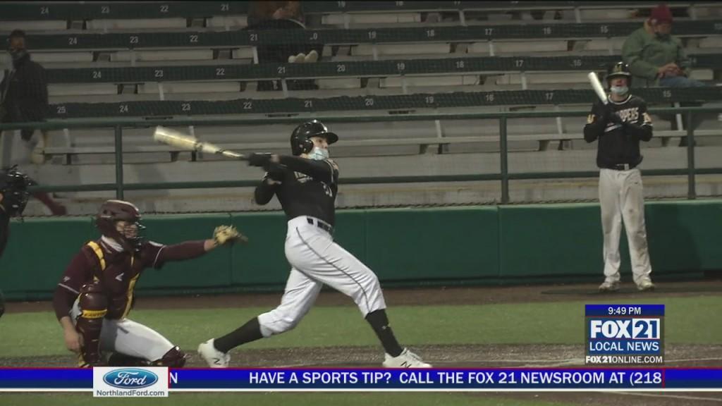 Denfeld Marshall Baseball
