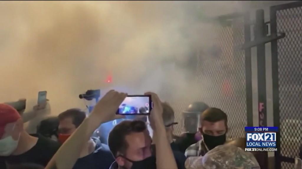 Tear Gas Research