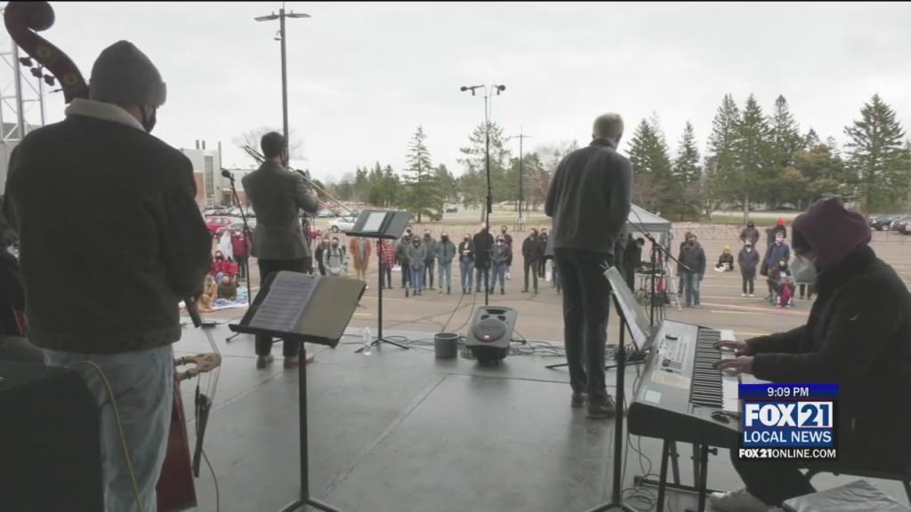 Umd Outdoor Concert
