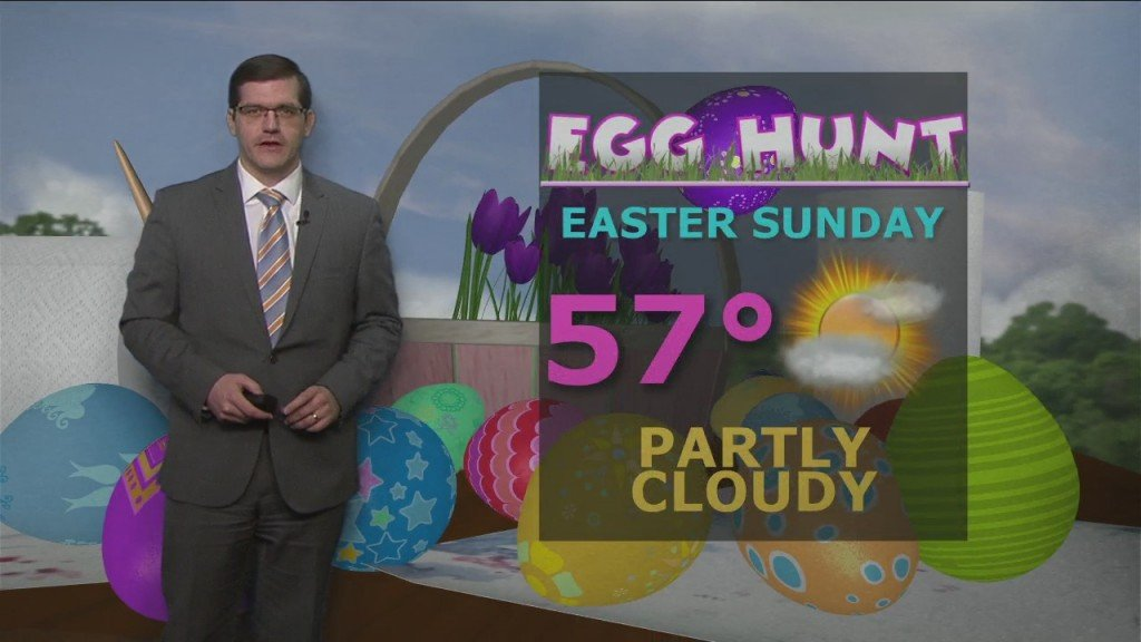 Thursday, April 1, 2021 Morning Forecast