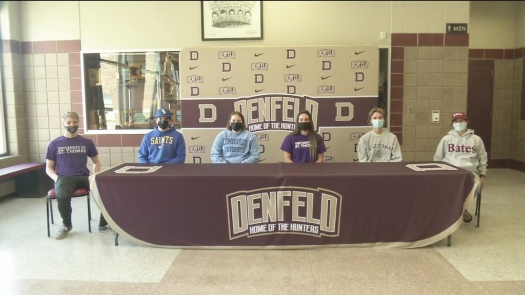 Denfeld Commits