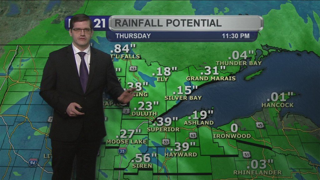 Thursday, April 8, 2021 Morning Forecast