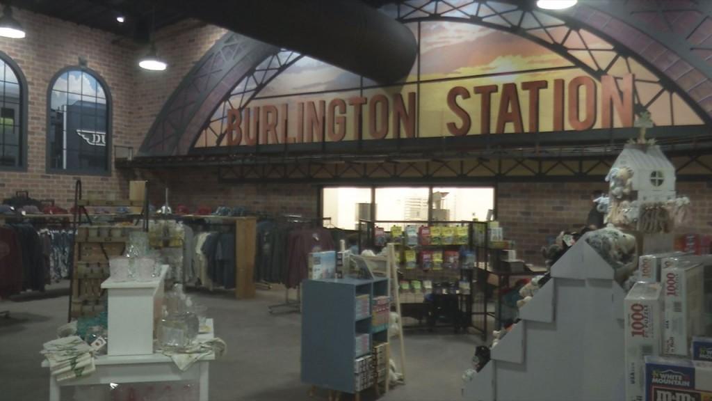 Burlington Station Photo