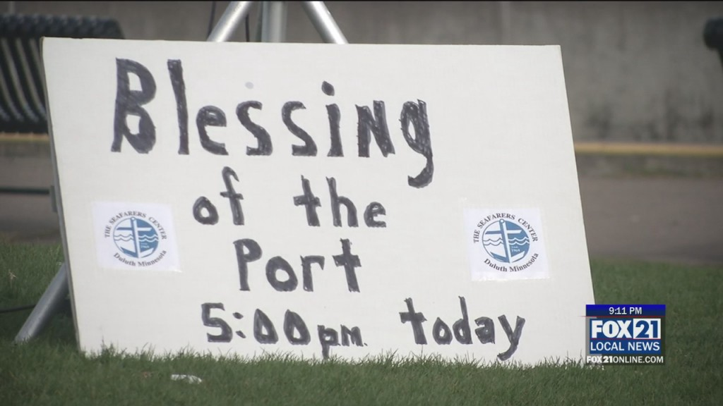 Blessing Of The Ports