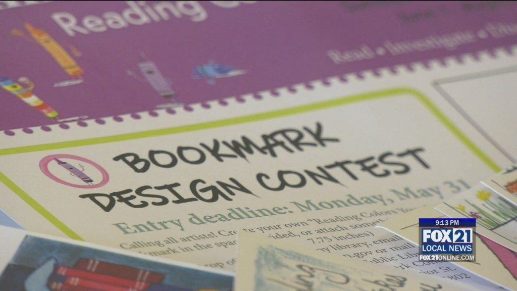 Bookmark Design Contest