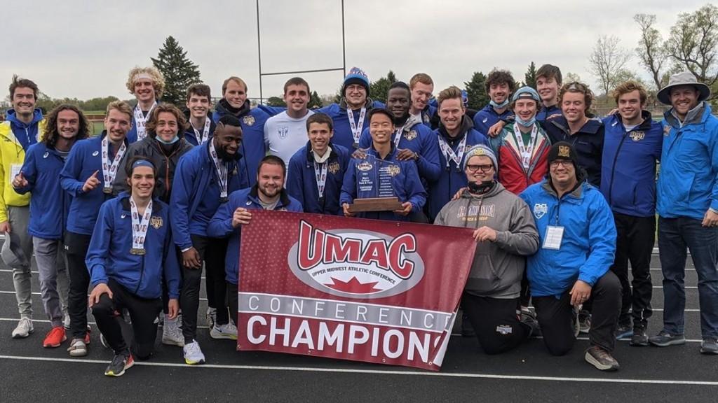 Umac Track Champs