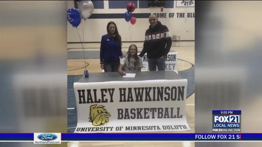 Haley Hawkinson