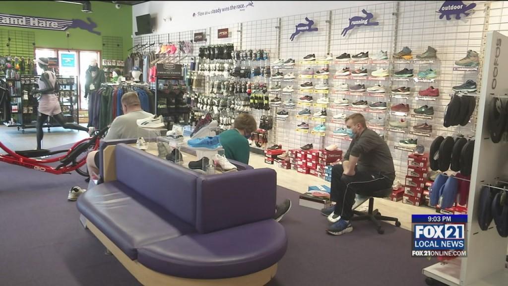 Grandma's Shoe Store