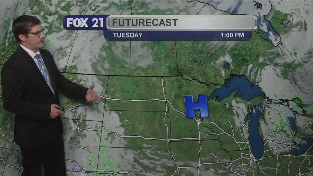 Tuesday, May 11, 2021 Morning Forecast