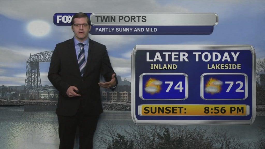 Tuesday, June 1, 2021 Morning Forecast