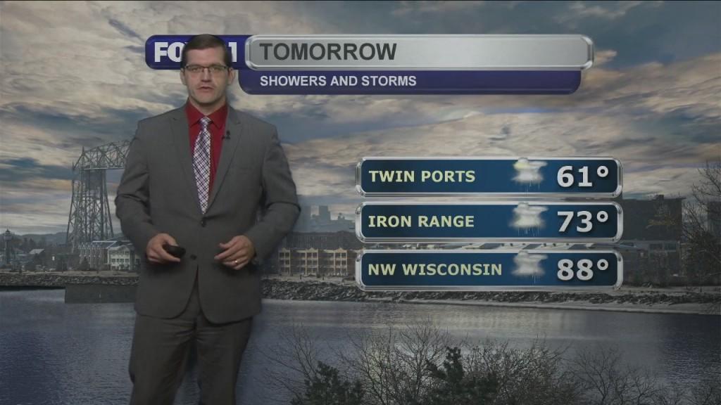 Thursday, June 10, 2021 Evening Forecast
