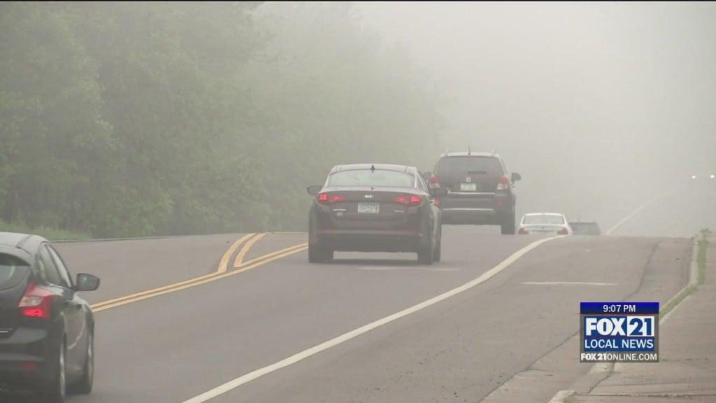 Foggy Driving