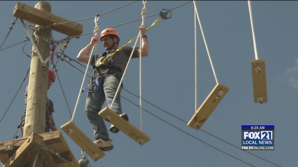 Aa High Ropes Minnesota