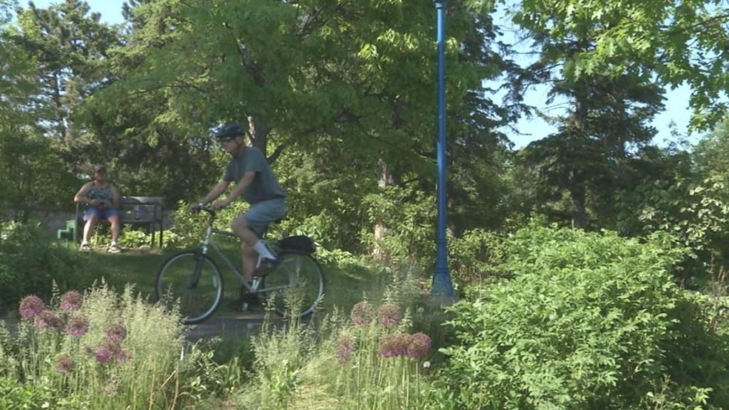 Biking Feat