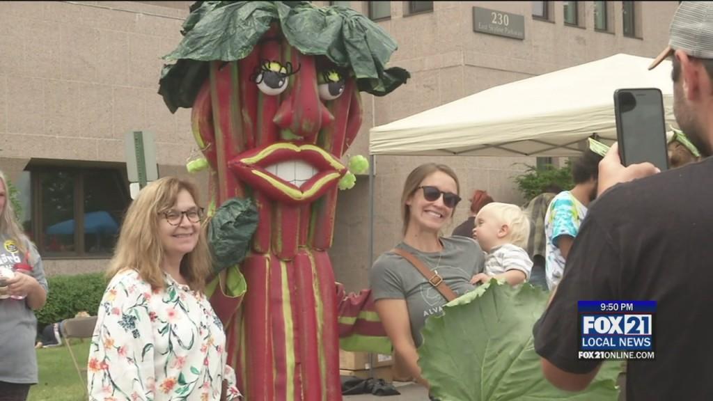 Rhubarb Fest