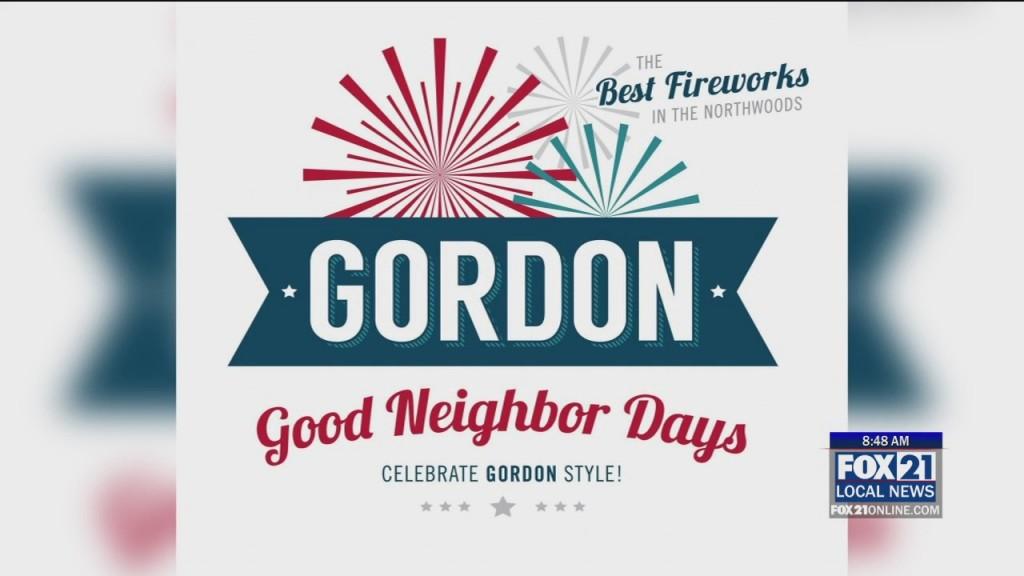 Gordon Good Neighbor Days