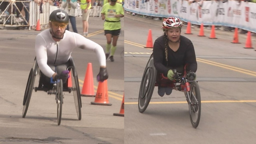 Wheelchair Winners