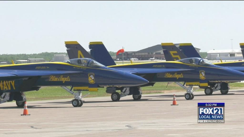 Airshow Prep