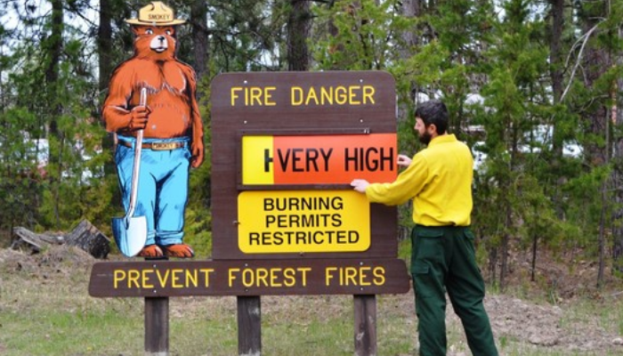 Burning Restrictions