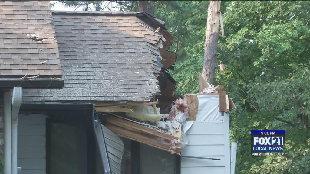Grand Rapids Damage