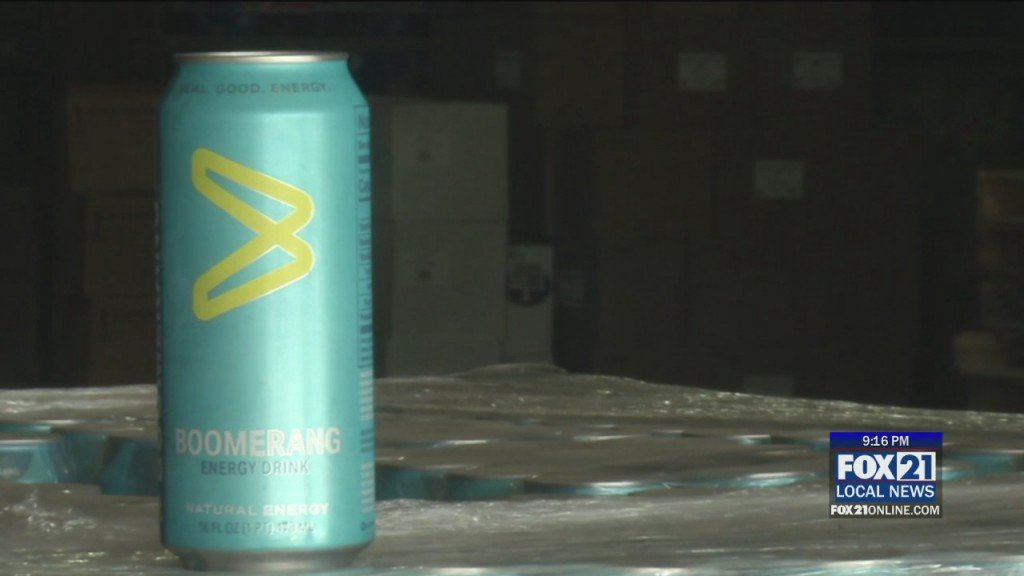 Boomerang Drink