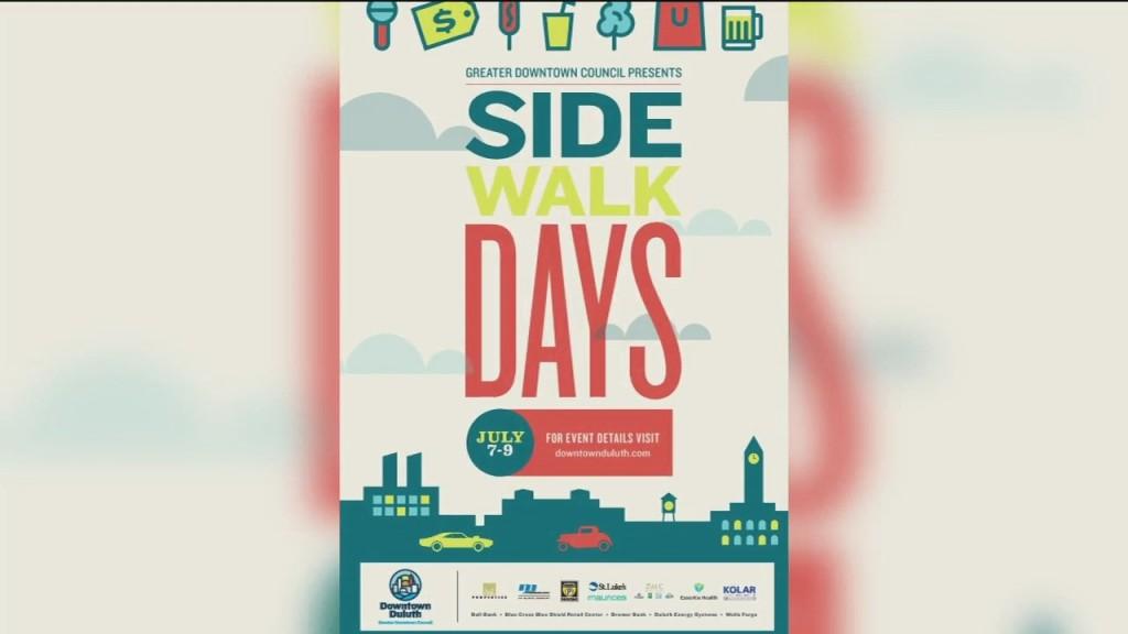 Sidewalk Days Festival