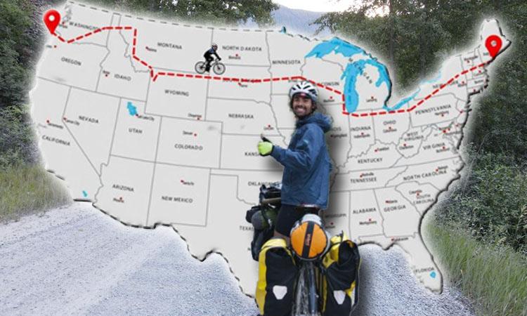 Matt Welch Bike Tour Chroma