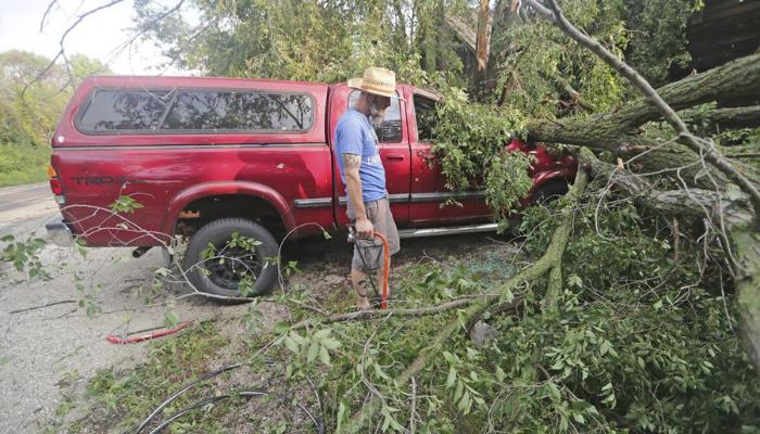 Wisconsin Damage