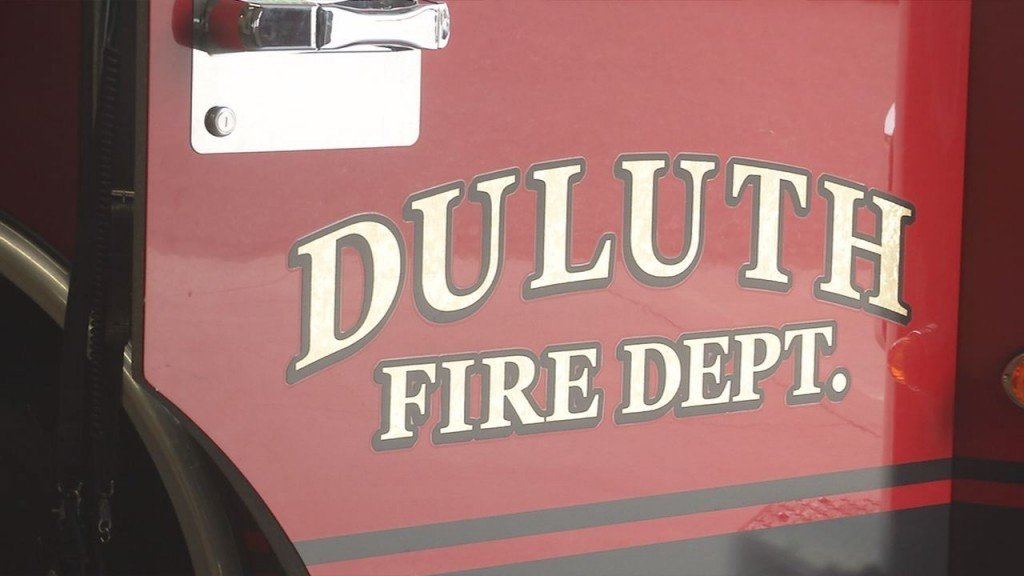 Duluth Fire Photo One
