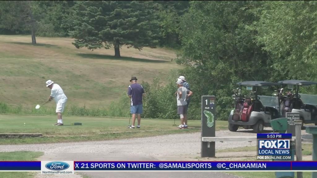 Golf Heat