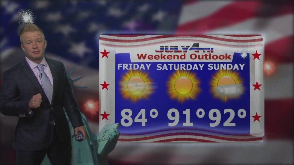 Thursday Night Northland Weather Forecast