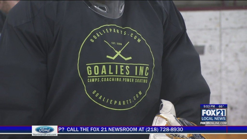 Goalies Inc.