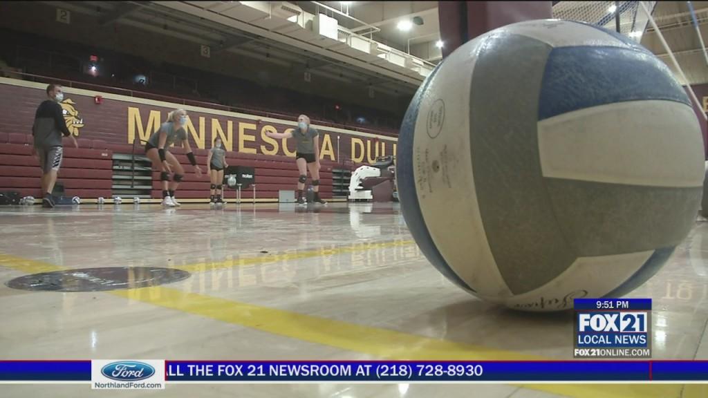 Umd Volleyball