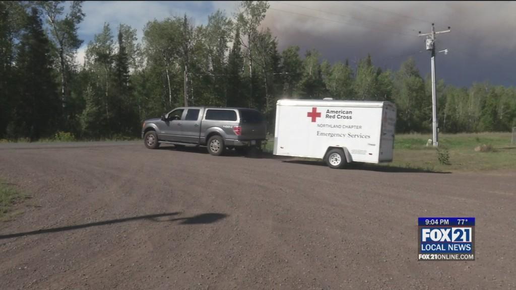 Evacuation Sites Relocating