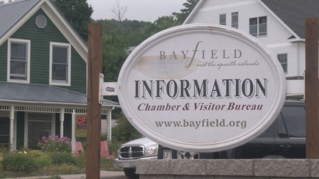 Bayfield Tourism Numbers