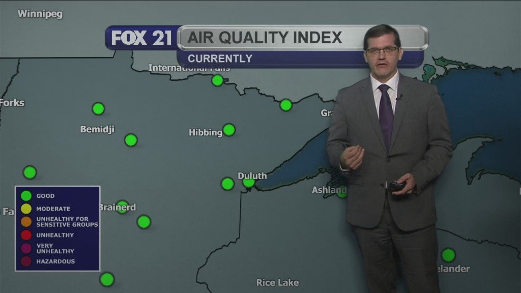 Tuesday, August 31, 2021 Morning Forecast